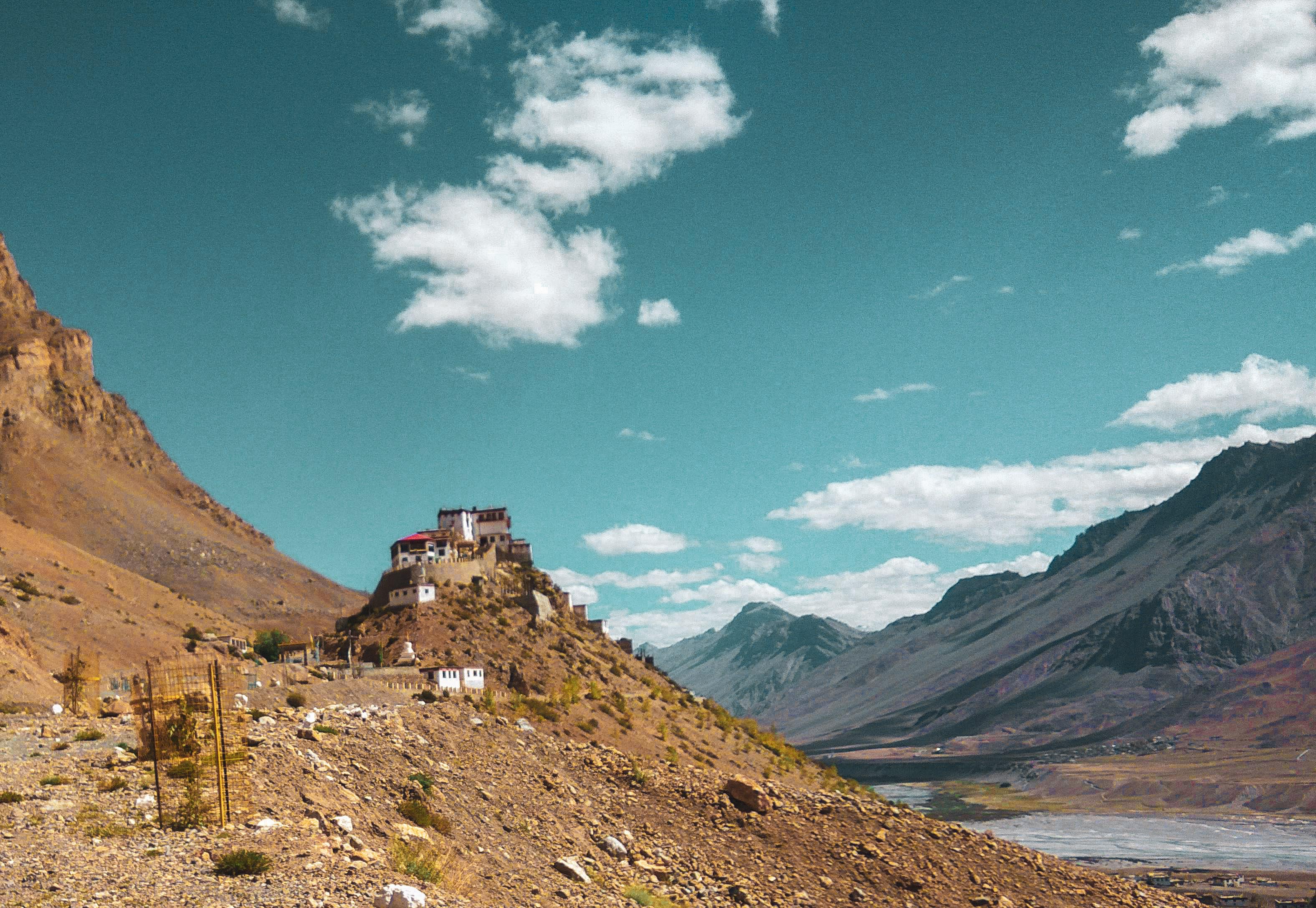 Spiti Road Trip_key monastery