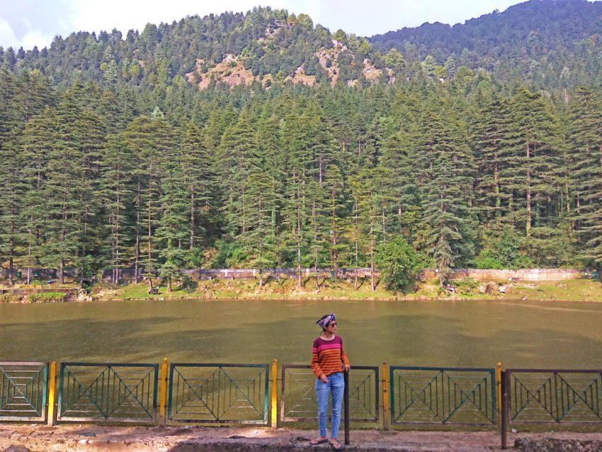 Dal lake_Dharamshal-package
