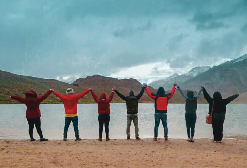 Spiti Road Trip_chandrataal lake
