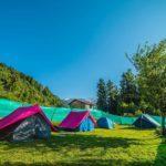 Rajgundha trek_campsite