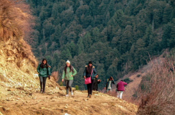 Rajgundha valley trek