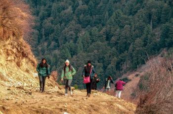 Rajgundha valley trek