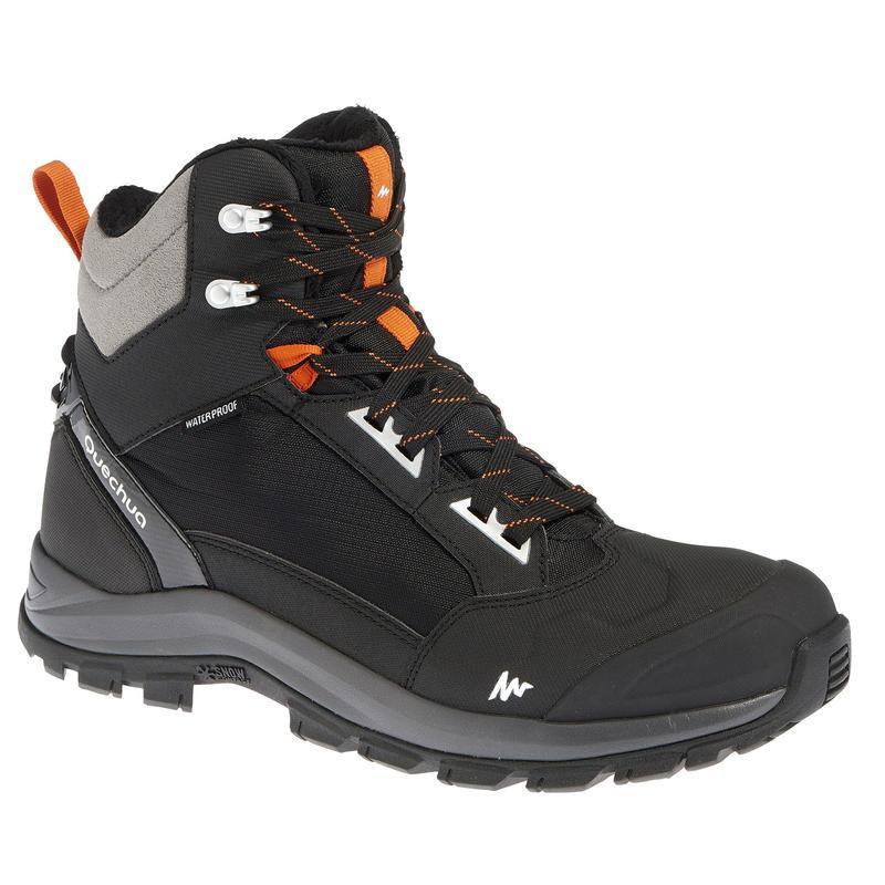triund trek backpacking_trekking shoes