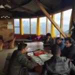 phuladhar trek sitting area 02