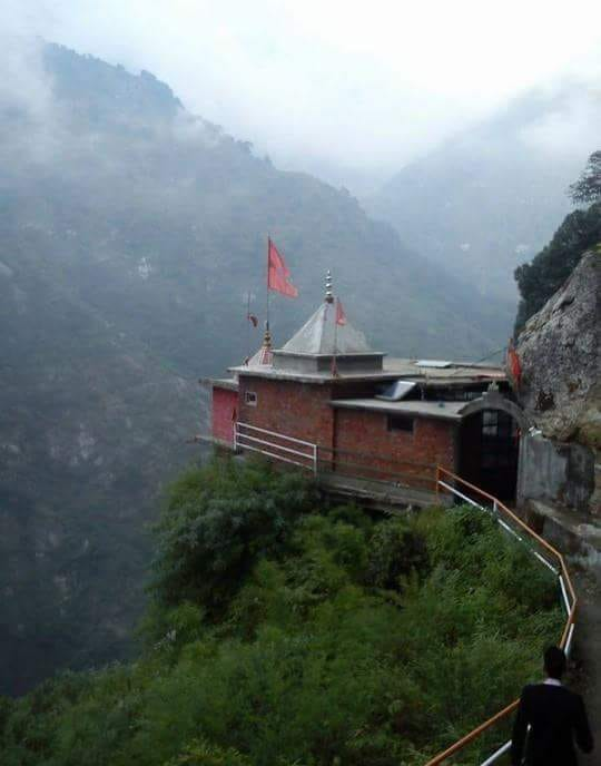 Bundla Mata Temple