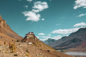 Spiti Valley Trip_key monastery