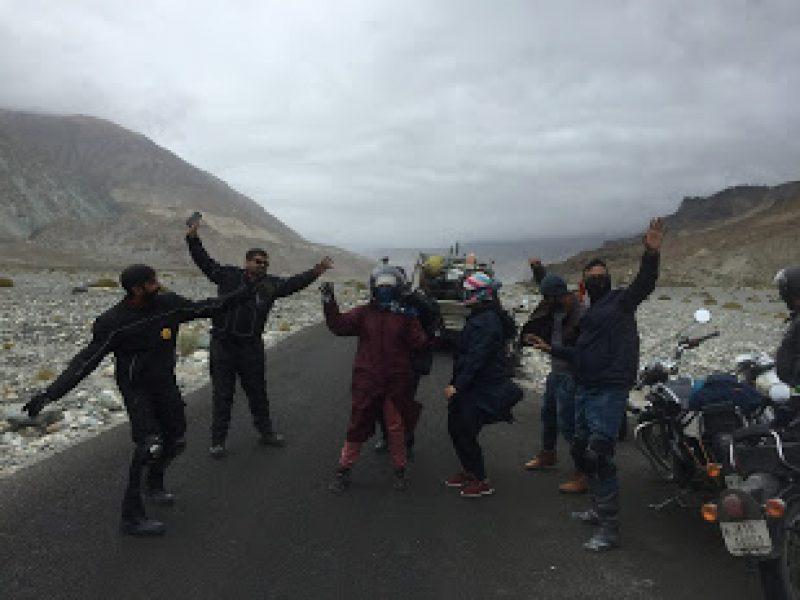 Leh Ladakh Bike Road Trip