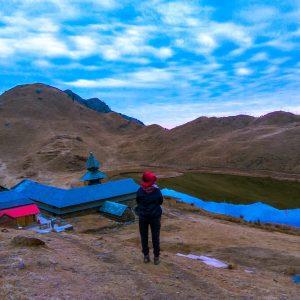 Prashar lake trek_3